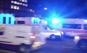 伦敦市中心发生砍人事件致1死5伤,警方正排查是否为恐袭