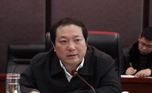 湖北潜江市委书记胡功民任省体育局党组书记、局长