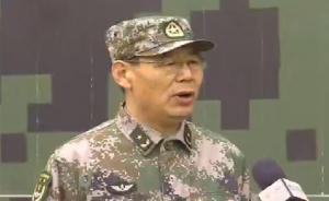 原54集团军政治部主任王焕章调任78集团军政治工作部主任