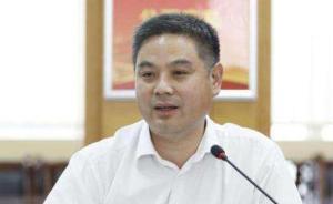 张家胜出任湖北宜昌市代市长,马旭明辞去市长职务