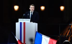 """法国大选 马克龙总统的""""含金量""""几何?选票统计能说明问题"""