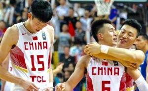 篮协答疑男篮双国家队:杜锋先选了郭艾伦,李楠首签选周琦