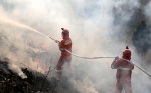 国家森林防火指挥部:向北京河北辽宁发布高森林火险红色警报