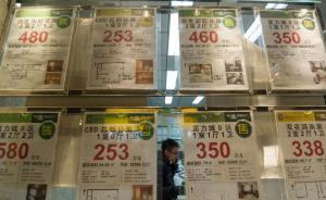 北京楼市新政后138家房产中介自行关闭,520家被查处