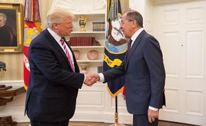 普京称特朗普从未向俄外长泄密,如需要可将会谈记录给美国会