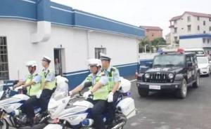 公安部开展交通违法专项整治:所有交警执法站将24小时执勤