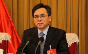 黑龙江省政协副主席黄建盛已任省政协党组书记