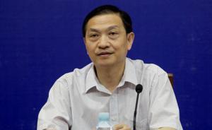 教育部高教司原司长张大良建言:江苏教育要更加注重区域协调
