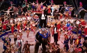 再见:146年的美国玲玲马戏团谢幕终演