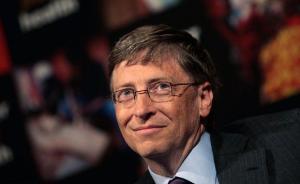 比尔·盖茨预言未来世界:机会属于人工智能、能源、生物科学