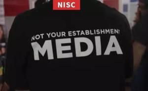 """""""后真相""""时代,西方主流媒体的信任危机"""