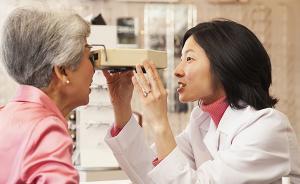 老人视力下降并非都是白内障,须警惕其他眼病