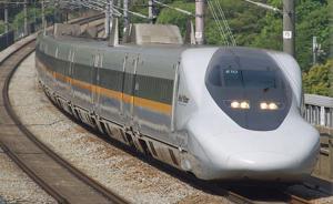 一男子在日本新干线列车上燃烧杂志被拘捕,无人受伤