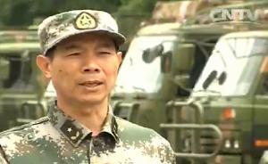 原31集团军副军长洪江强出任新组建的79集团军副军长