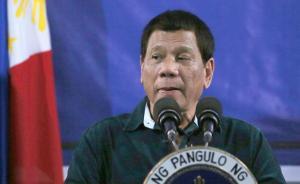 """菲律宾""""旧疾""""复发,杜特尔特处在政策转换的十字路口"""