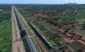 蒙内铁路通车丨中国在非洲致力授人以渔,为东非铁路网做示范