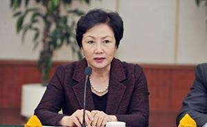 重庆市委原常委宋爱荣已任重庆市政协领导