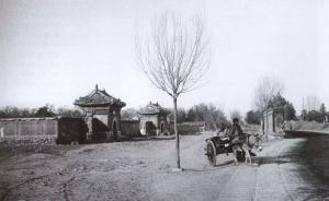 北大西门的两座古建筑——恩佑寺与恩慕寺残迹背后的故事