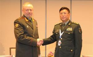 """香格里拉对话丨中俄两国代表会面,""""是战略互信的明证"""""""