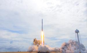 SpaceX首发二手飞船,搭中国科研项目