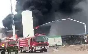临沂金誉石化爆炸事故致8死9伤