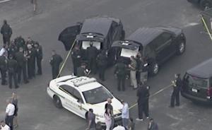 美国奥兰多枪击案5死,疑前雇员报复