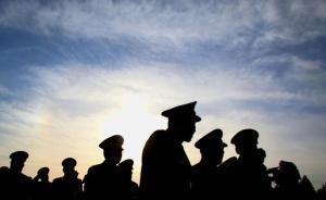 """军事法院副院长程东方晋升少将军衔,曾是香港驻军的""""名片"""""""