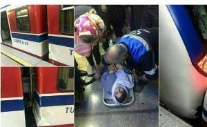 德黑兰地铁列车追尾致至少25人受伤,事故原因仍在调查中