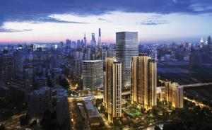 上海火车站北广场大型城市综合体首亮相