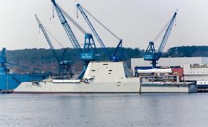 宏亮瞻局丨万吨大驱背后的中国海军区域防空之路(上)