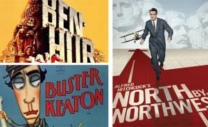 上海电影节|从基顿到希区柯克,重温好莱坞经典叙事片