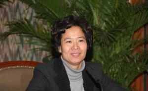 吴海英调任环保部党组成员、中央纪委驻环保部纪检组组长