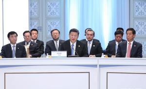 外交部长王毅谈习近平主席访问哈萨克斯坦并出席系列活动