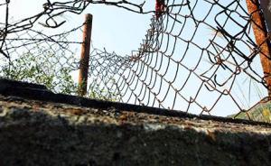 三兄妹欲逃票翻墙入动物园,虎园围墙外被工作人员及时制止