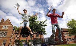 英伦奶爸|英国高考:招生是大学自己的事,成绩不是唯一因素