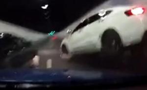 视频|飙车肇事撞翻他车,沈阳交警:别来!来飙车抓你没商量