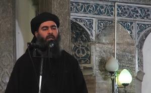 """外媒称""""伊斯兰国""""头目巴格达迪或被击毙,尚未获军方证实"""