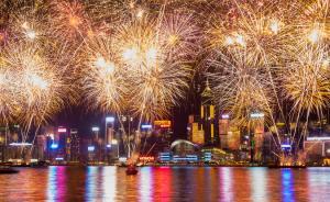 香港将放39888枚烟花庆祝特区成立20周年