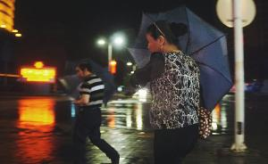 """气象台发台风蓝色预警, """"苗柏""""中午前后将移动至江西境内"""