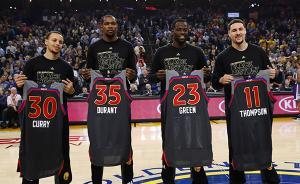 """寡头篮球,金州勇士把NBA的精髓""""毒死了""""吗"""