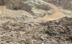 浙江一复绿工程填埋万吨造纸垃圾,8人涉污染环境罪被批捕