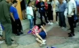 七夕夜云南大理一男子持刀当街砍伤3人,已被警方抓获