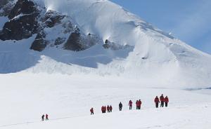 """中国人的南极足迹:""""感觉不像在地球上"""",已经是""""晚来者"""""""