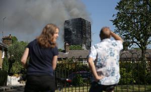 伦敦大火|所在地区议会曾忽视火灾警告,伦敦市长表示要问责