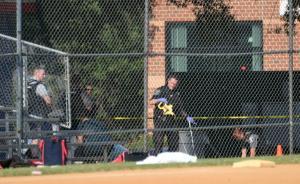 美国警方称棒球场枪击有预谋,在场议员惊魂:差点成一场屠杀