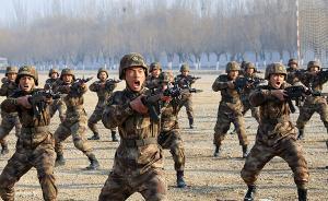 军报:调整改革后,83集团军有历史英模被多个单位认领