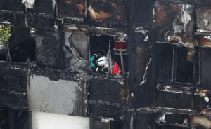 伦敦大火死亡人数升至17人或再增加,消防员身心受重创