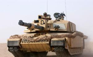 英国主战坦克射击训练时发生爆炸,致两死两伤