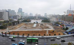 南昌将于7月举办中国军事影视节,八一广场提升改造进展顺利