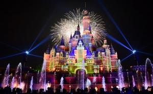 上海迪士尼年吸客千万,未来3年中国将成主题乐园最大市场